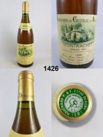 Montrachet - Bouchard 1990