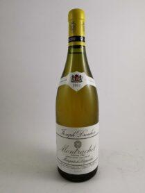 Montrachet - Marquis de Laguiche - Joseph Drouhin 1991