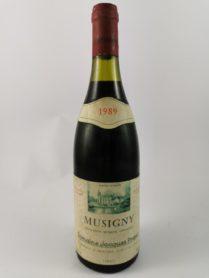 Musigny - Domaine Jacques Prieur 1989