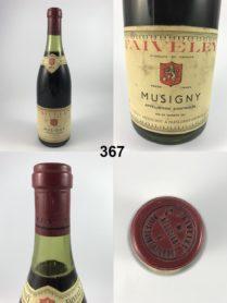 Musigny - Domaine Faiveley 1974
