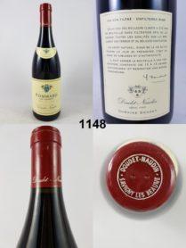Pommard - Les Vignots - Doudet 2000