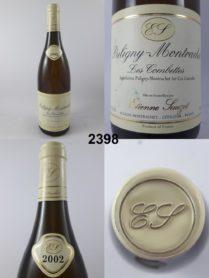 Puligny-Montrachet - Les Combettes - Etienne Sauzet 2002