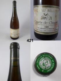 Quarts de Chaume - Château Bellerive 1989