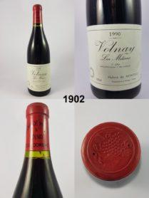Volnay - Mitans - Domaine de Montille 1990