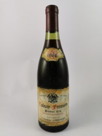 Volnay - Les Fremiets - Camille Giroud 1966