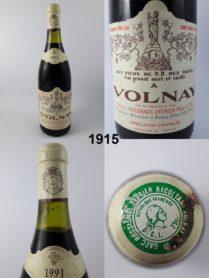 Volnay - Rossignol-Fevrier 1991