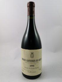 Volnay - Santenots du Milieu - Domaine des Comtes Lafon 1990