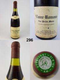 Vosne-Romanée - Les Petits Monts - Domaine Denis Mugneret 1986