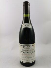 Pommard - Les Chaponnières - Domaine Parent 1989